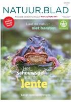 Cover Natuur.blad 2014 Lente