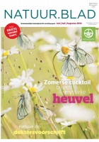 Cover Natuur.blad 2014 Zomer