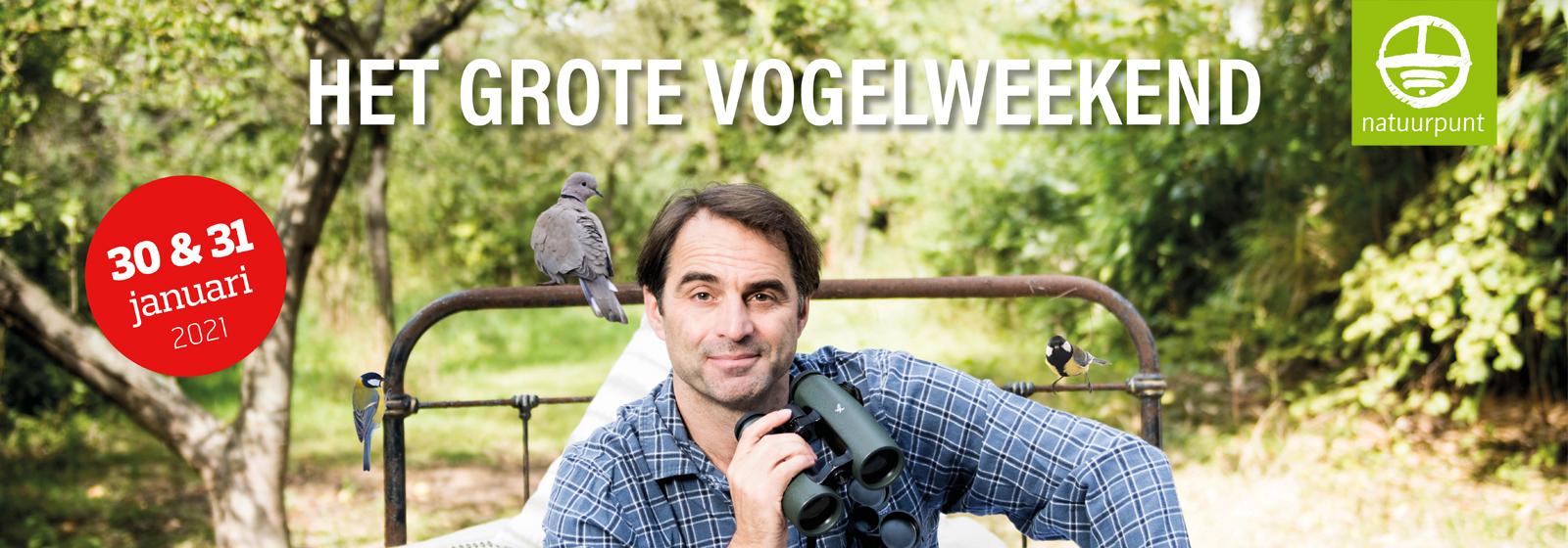 Het Grote Vogelweekend van Natuurpunt