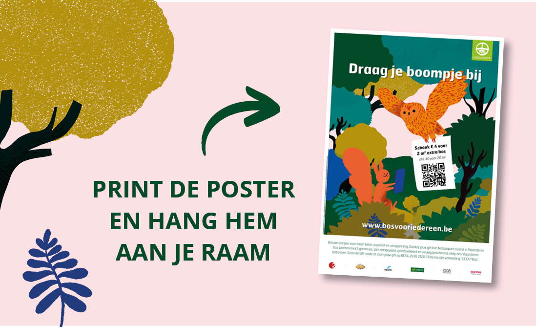 poster Bos voor Iedereen download