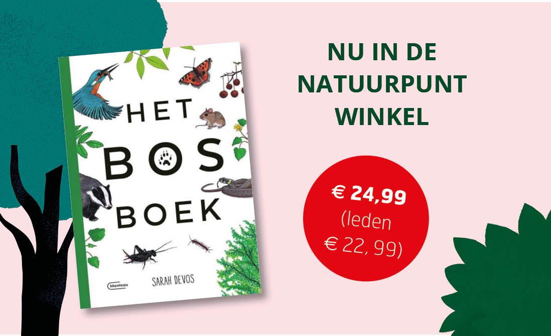 Koop Het Bosboek van Sarah Devos